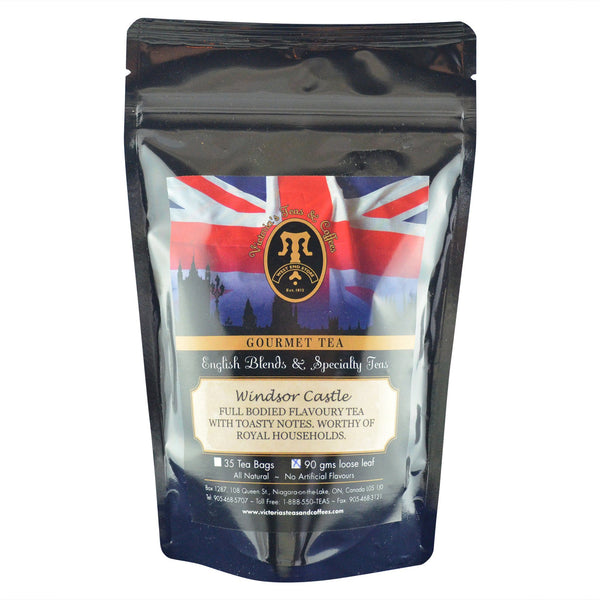 Windsor Castle English Loose Leaf Tea Blend