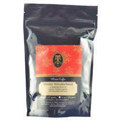 Winter Wonderland Gourmet Flavoured Coffee 1/2 lb