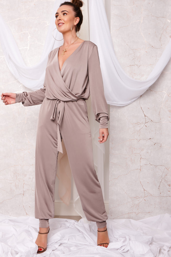 MOLLY JUMPSUIT KHAKI