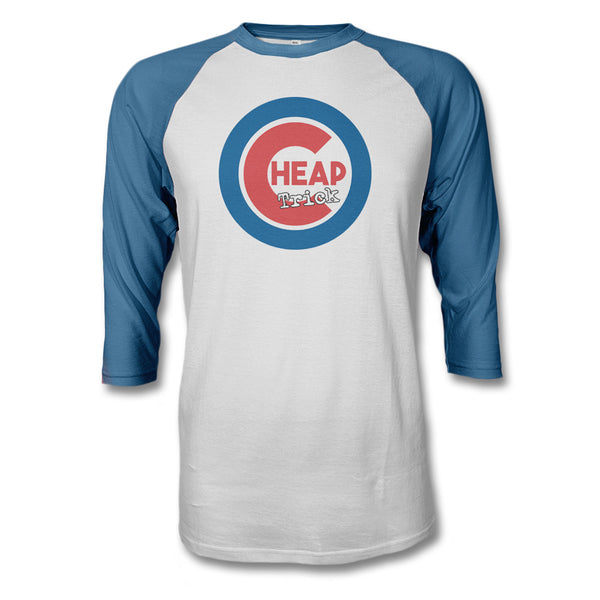 Official Cheap Trick Champions Raglan