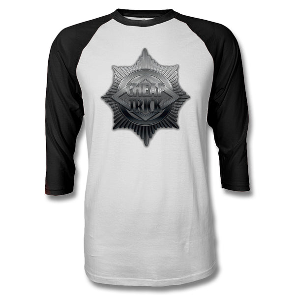 Badge Raglan T-Shirt