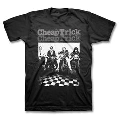 Bikes T-shirt - Cheap Trick Official Online Store - 1