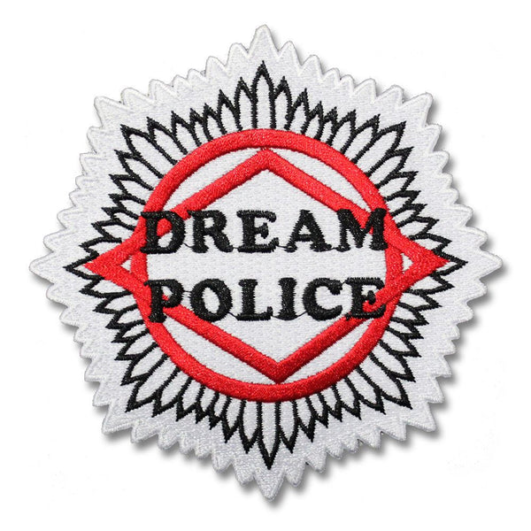Dream Police Patch - Cheap Trick Official Online Store - 1