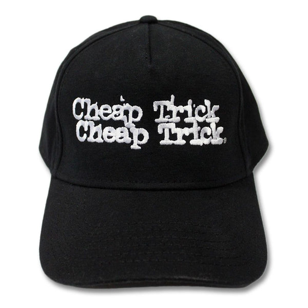 Embroidered Logo Hat - Cheap Trick Official Online Store