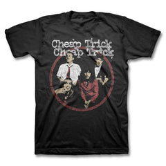 Retro T-shirt - Cheap Trick Official Online Store - 1