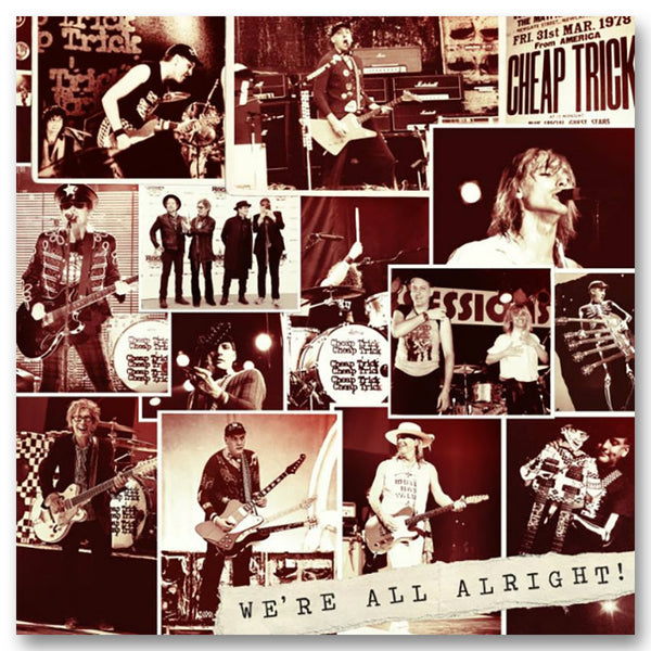 We're All Alright! Deluxe CD