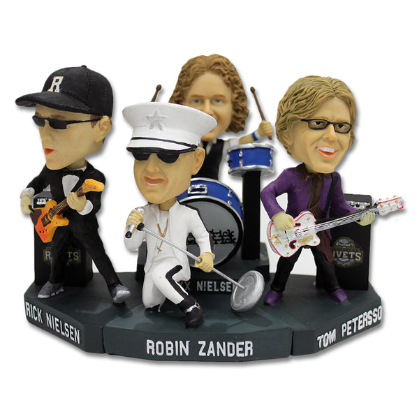 Cheap Trick Bobble Head Set