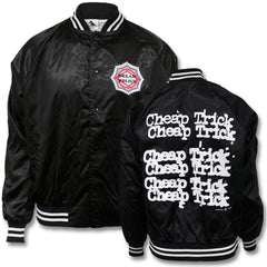 Dream Police Baseball Jacket - Cheap Trick Official Online Store - 1
