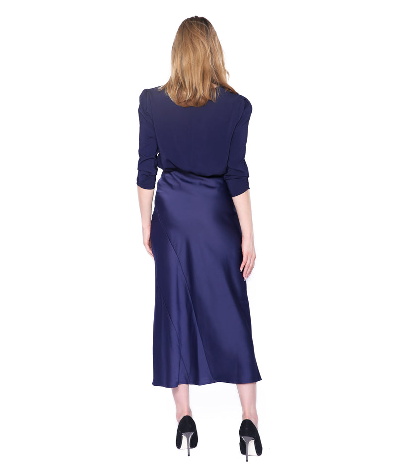 Celine Skirt, Navy