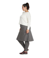 Activewear Aline Skirt Attached to Leggings
