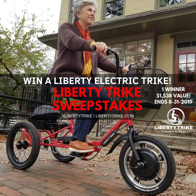 Liberty Trike Sweepstakes | Enter to win