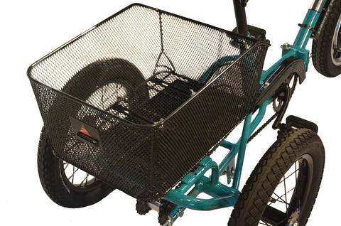 Axiom Mesh Basket for Liberty Trike