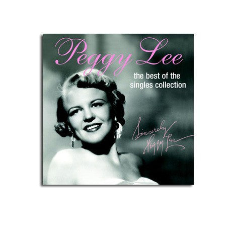 Peggy Lee - Best of Singles CD