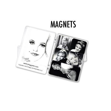 Peggy Lee - Magnet Set