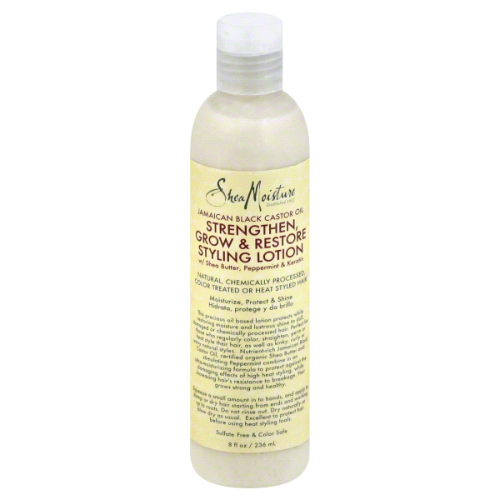 Shea Moisture - Jamaican Black Castor Oil Styling Lotion 8 oz