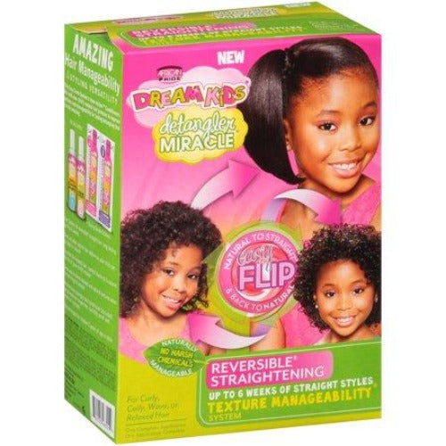 African Pride - Dream Kids Detangler Miracle Texture Manageability 1.5 oz