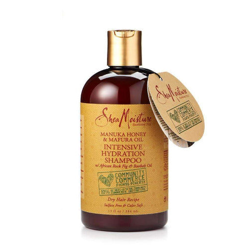 Shea Moisture - Manuka Honey Intensive Hydration Shampoo 13 oz