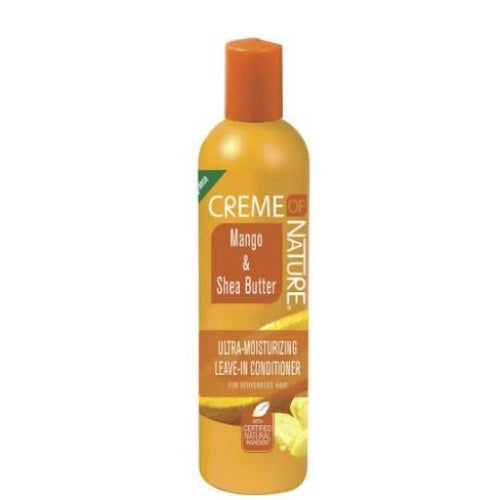 Creme of Nature - Mango and Shea Butter Leave-In Conditioner 8.45 fl oz
