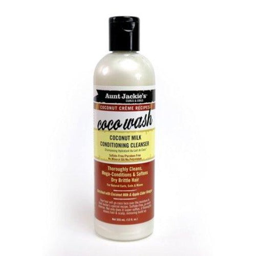 Aunt Jackie's - Coconut Milk Conditioning Cleanser 12 fl oz