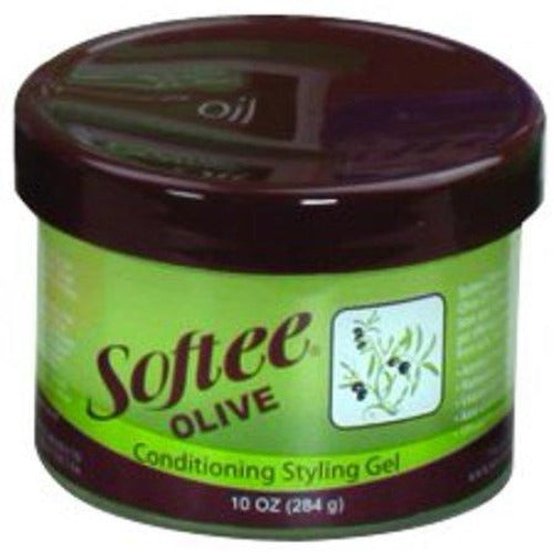 Softee - Olive Conditioning Styling Gel 10 oz
