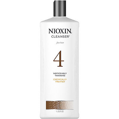 Nioxin System 4 Cleanser