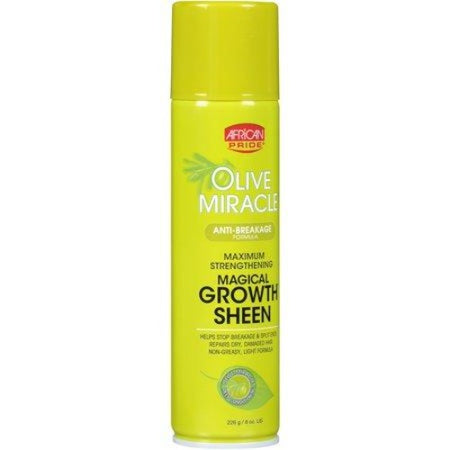 African Pride - Argan Miracle Leave-In Conditioner 15 oz