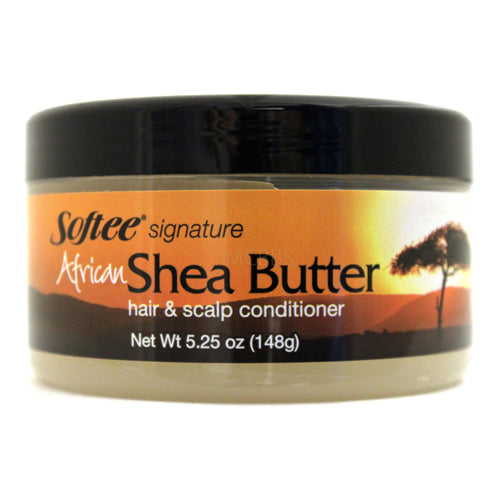 Softee - African Shea Butter Conditioner 5.25 oz