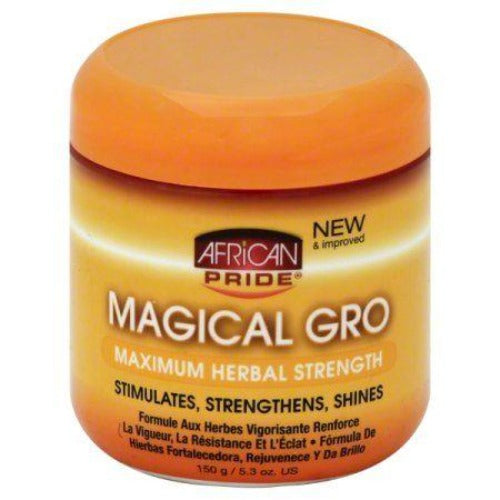 African Pride - Magical Gro Maximum Herbal Strength 5.3 oz