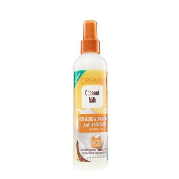 Creme of Nature - Coconut Milk Detangling Leave-In Conditioner 8.45 fl oz