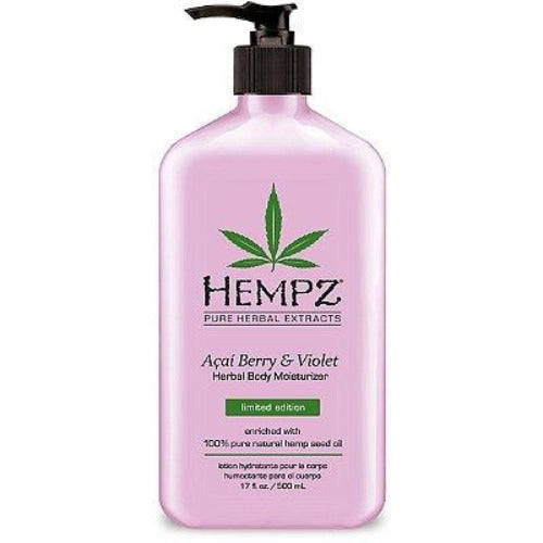 Acai Berry and Violet Moisturizer 17 fl oz