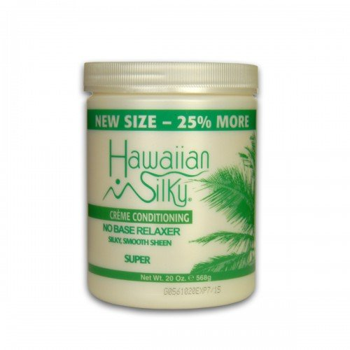 Hawaiian Silky Creme Conditioning No Base Relaxer
