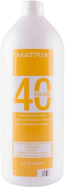 Universal Creme Developer Volume 32 fl oz