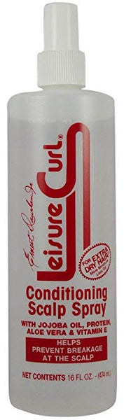 Leisure Curl Conditioning Scalp Spray for Extra Dry Hair