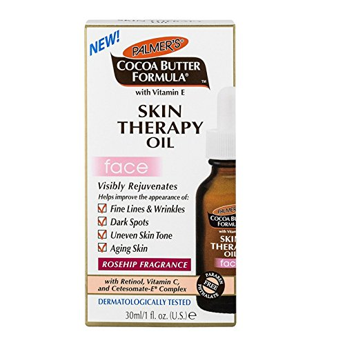 Palmer's Cocoa Butter Formula Skin Therapy Oil Face 1 oz