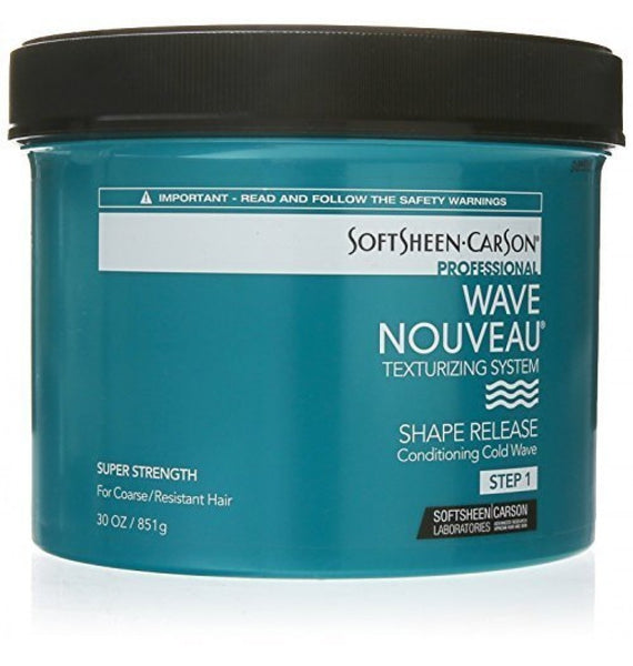SoftSheen-Carson Professional - Wave Shape Release Step 1 Super
