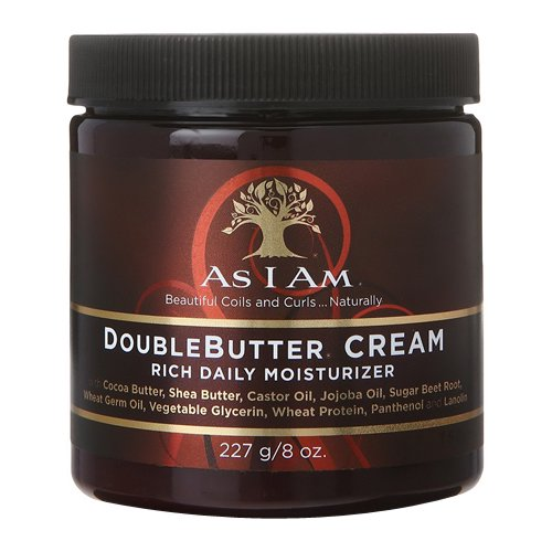 As I Am - Double Butter Cream Moisturizer