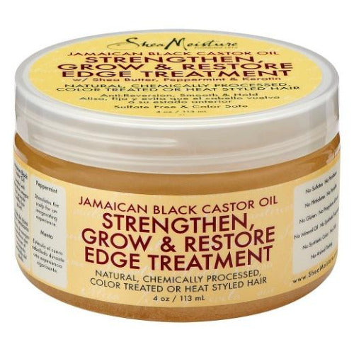 Shea Moisture - Jamaican Black Castor Oil Edge Treatment 4 oz