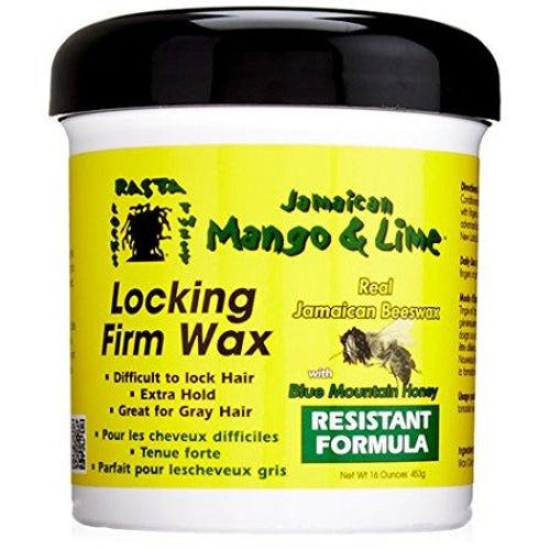 Jamaican Mango and Lime - Locking Firm Wax 16 oz
