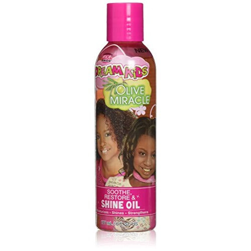 African Pride - Dream Kids Olive Miracle Shine Oil 6 fl oz