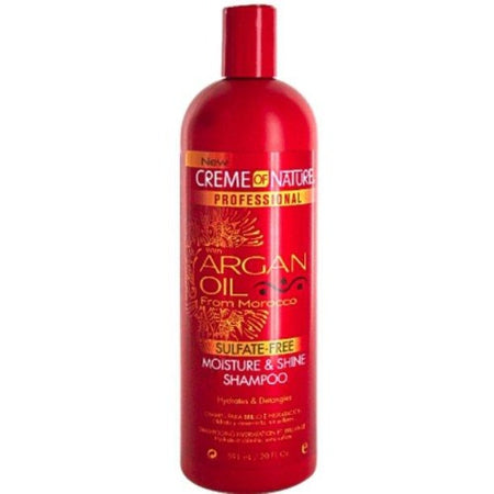 Creme of Nature - Soft & Moisture Replenish Conditioner 12 fl oz