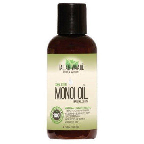 Taliah Waajid - Shea-Coco Monoi Oil Natural Serum 4 fl oz