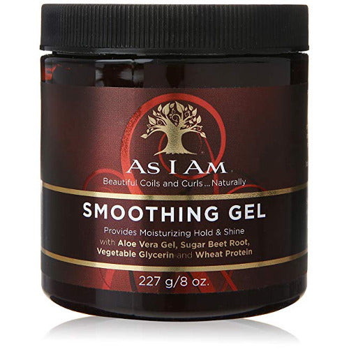 As I Am - Smoothing Gel for Hold and Shine 8 oz