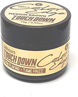 Touch Down Color Edge Medium Brown