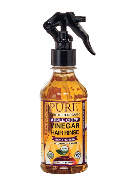 Hollywood Pure Organic Apple Cider Vinegar Hair Rinse
