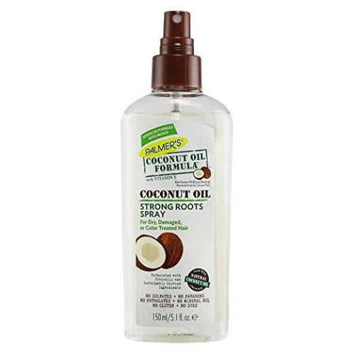 Palmer's Coconut Oil Formula Strong Roots Spray 5.1 fl oz