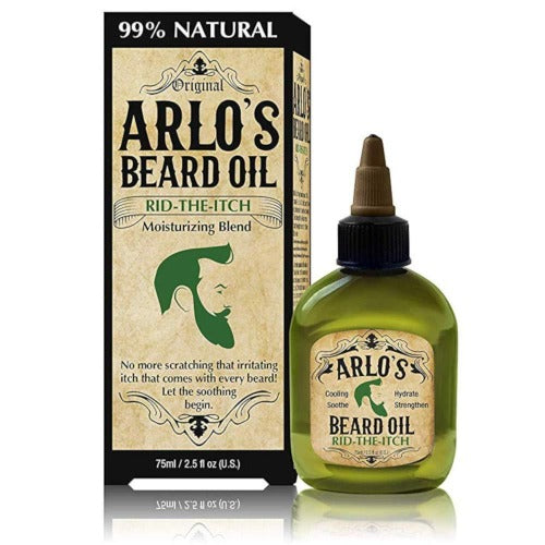 Arlo's - Beard Oil Rid The Itch 2.5 fl oz