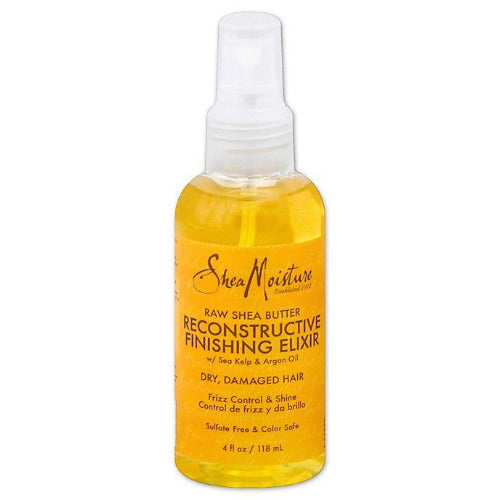 Shea Moisture - Raw Shea Butter Reconstructive Finishing Elixir 4 oz