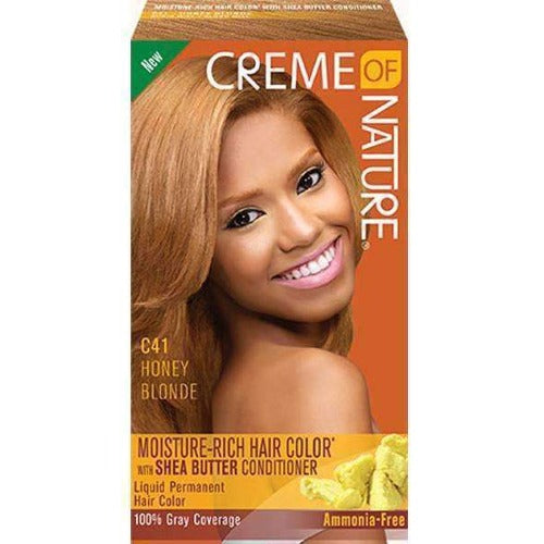 Creme of Nature -  Moisture-Rich Color With Shea Butter Conditioner #C41