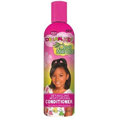 African Pride - Dream Kids Olive Miracle Conditioner 12 fl oz