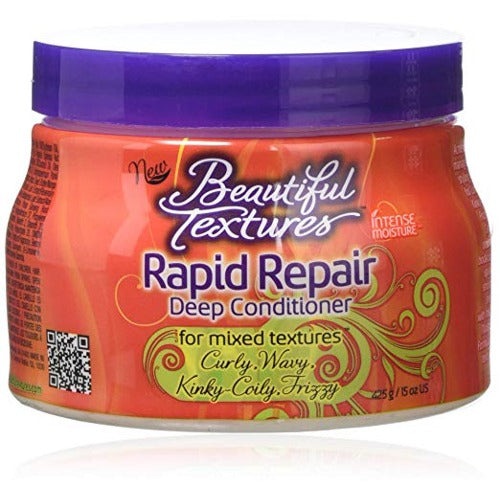 Beautiful Textures - Rapid Repair Deep Conditioner with Shea Argan 15 oz